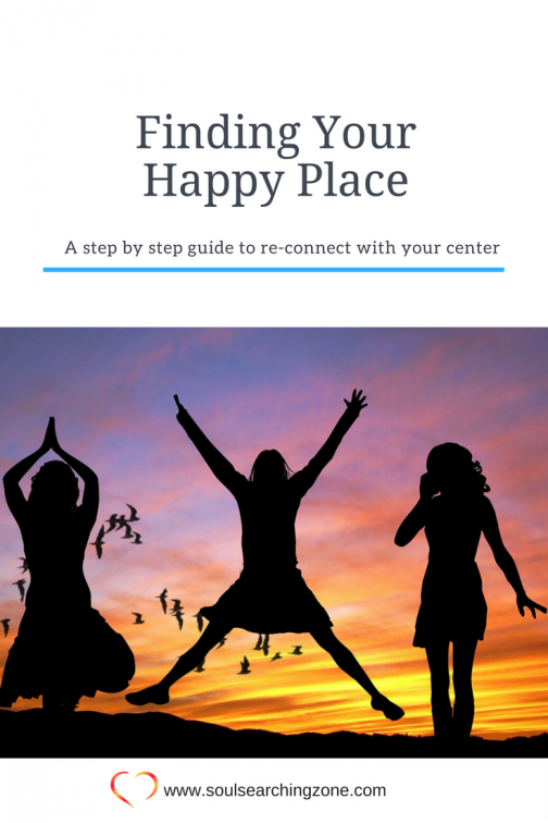 Finding Your Happy Place