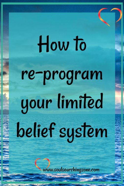 How To Re-program Negative Beliefs!
