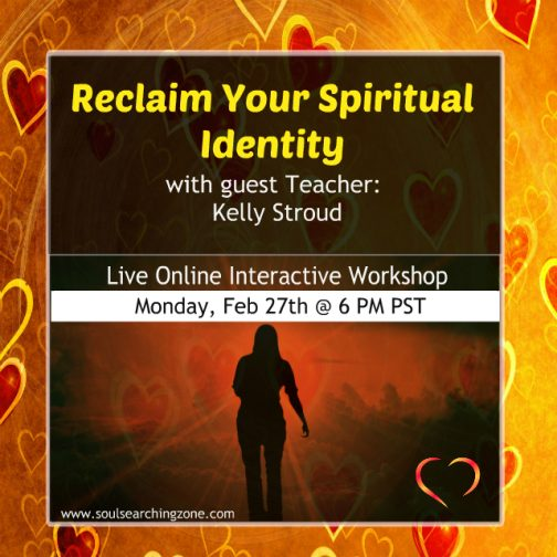 Re-claiming Your Spiritual Idenity
