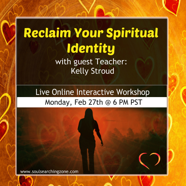 Reclaim Your Spiritual identity 2