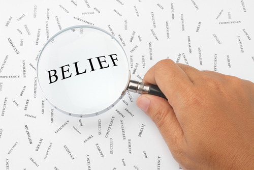 Imprinted Beliefs and the Power of the Present