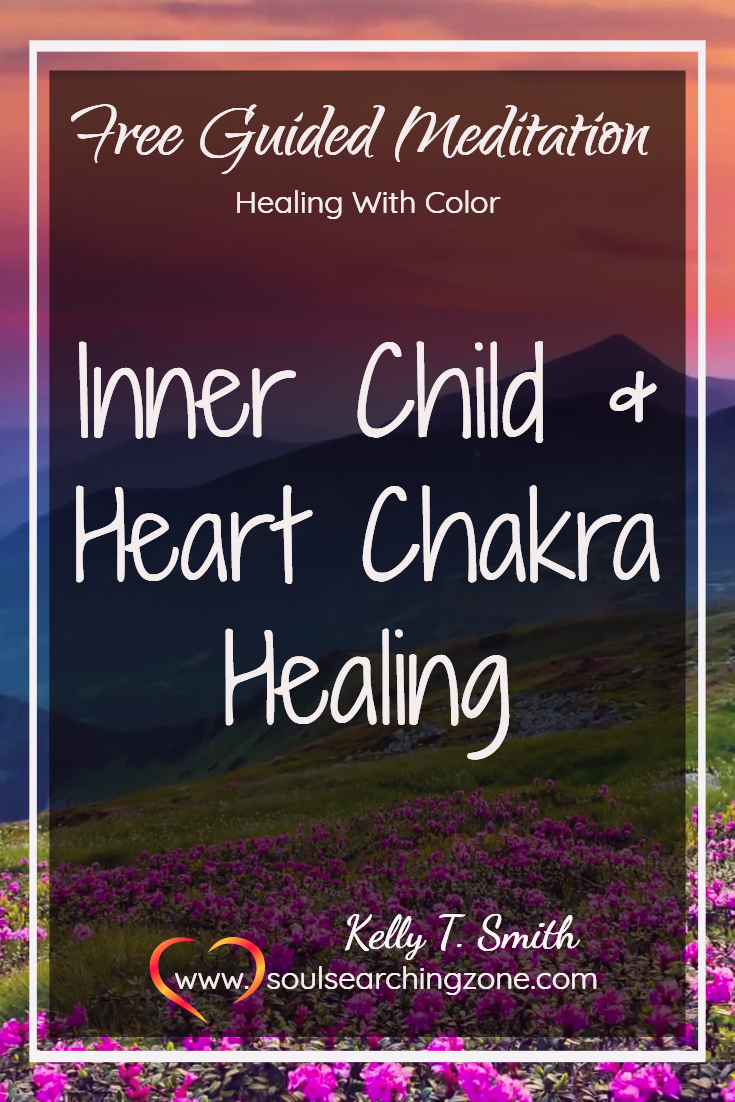 Inner Mother/ Inner Child Healing Meditation- Kelly T  Smith