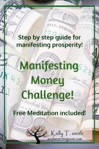 Manifesting Money Challenge- Law of attraction