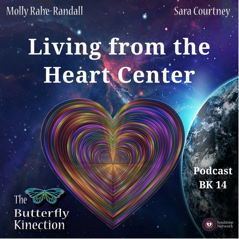 BK14: Living from the Heart Center