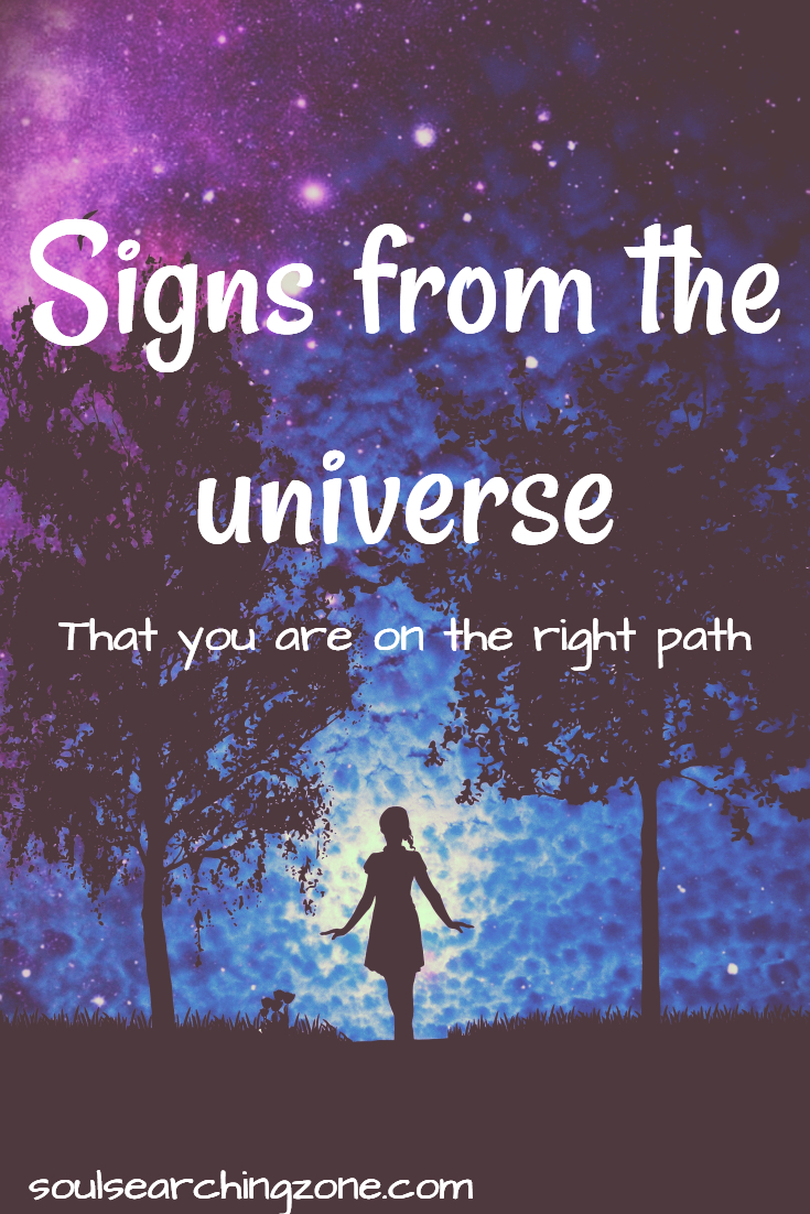 Signs of the universe. Why we do not see them 82