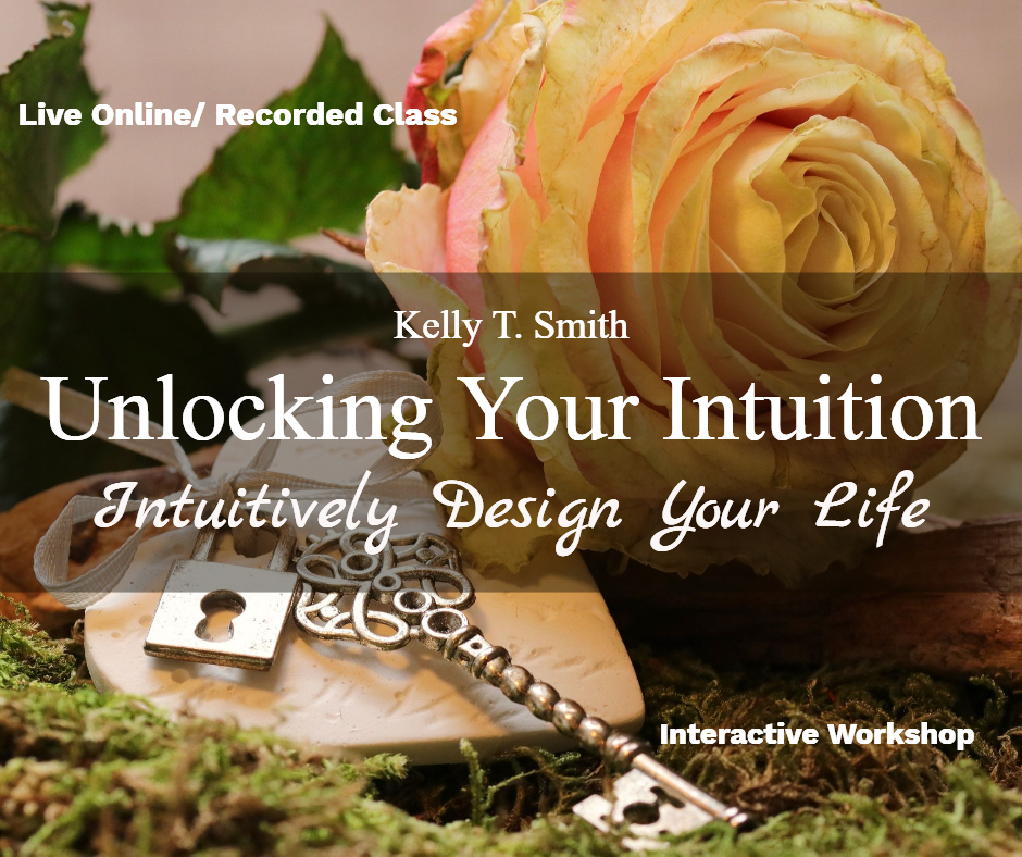 Unlocking your intuition online workshop