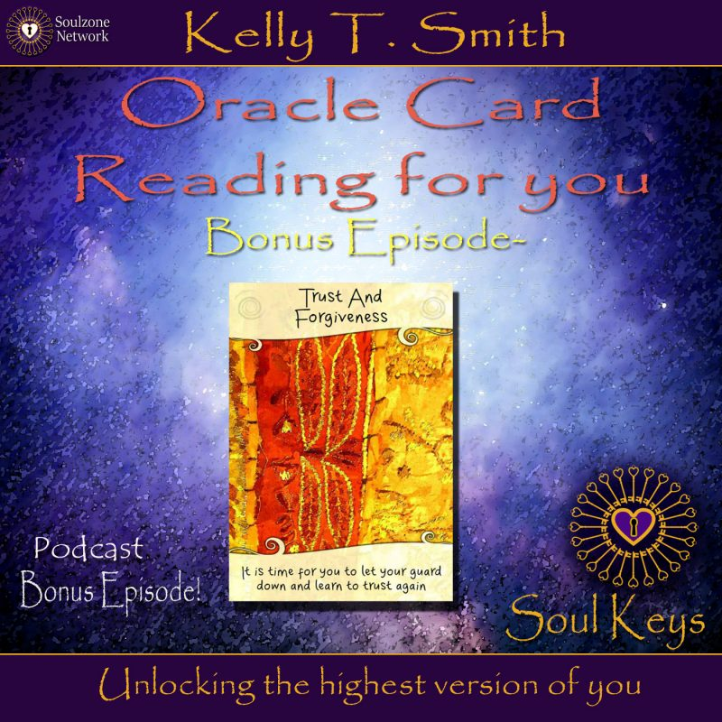 Bonus Episode- Oracle Card Messages for you!