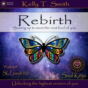 SK:20 Rebirth- Soaring up to meet the next level of you